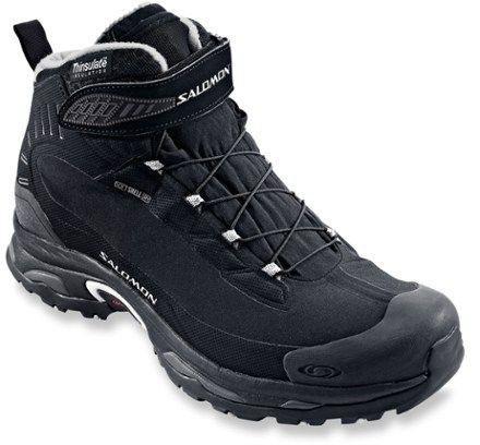 Salomon Deemax 3 Ts Wp Schwarz Salomon Stiefel Damen