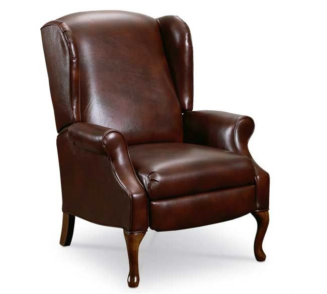 Fine Lane Furniture Hampton High Leg Recliner Chair 2581 Pdpeps Interior Chair Design Pdpepsorg