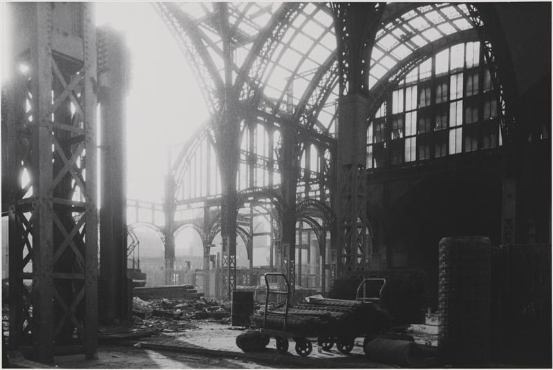 Untitled The Demolition Of Pennsylvania Station 1964 1965