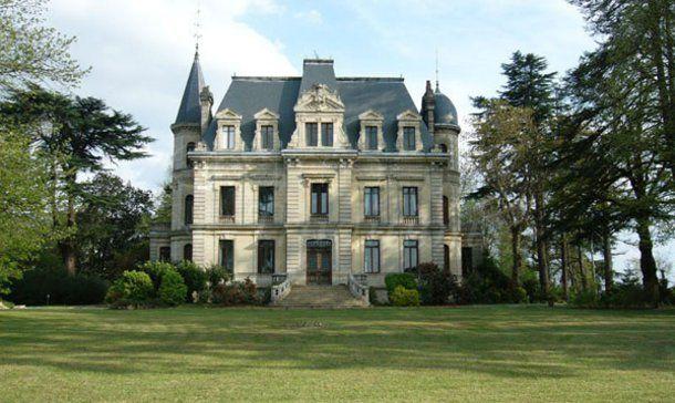 chambre du0027hôtes - CHATEAU DE CAMPEROS - Barsac - Douce France