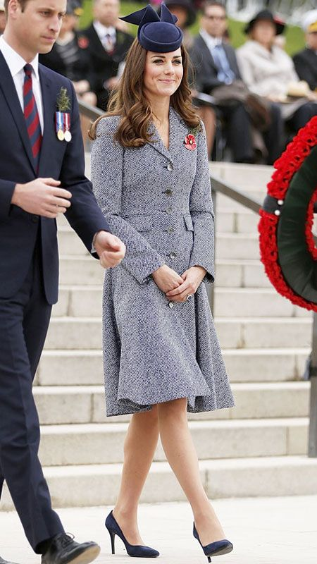 Kate Middleton s Most Memorable Outfits Ever! - April 25 ebb106d3a09