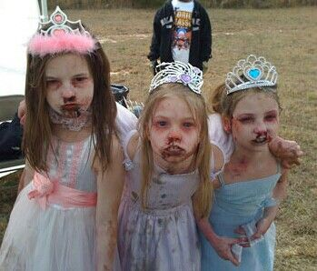 Zombieland little girl zombies | dead | Pinterest | Zombieland and ...