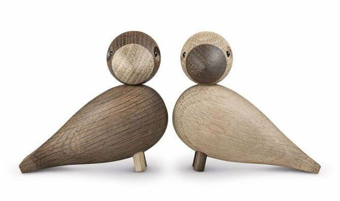 Lovebirds by Kay Bojesen | NordicDesign