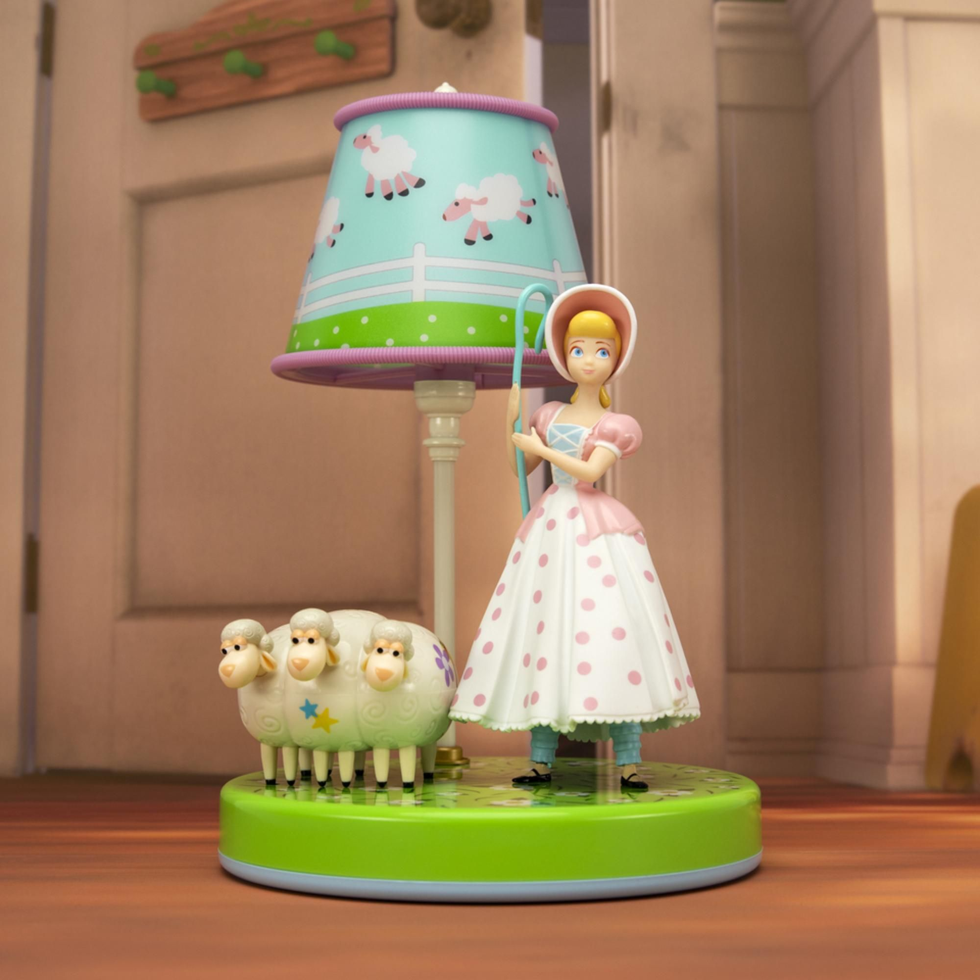 Brighten Up Your Room With This Adorable Toy Story Bo Peep Lamp And Always Have One Of Your Favourite Pixar Ch Toy Story Decorations Toy Story Party Toy Story