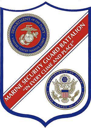 Marine Embassy Guard Duty United States Marine Corps Marine Marine Corps