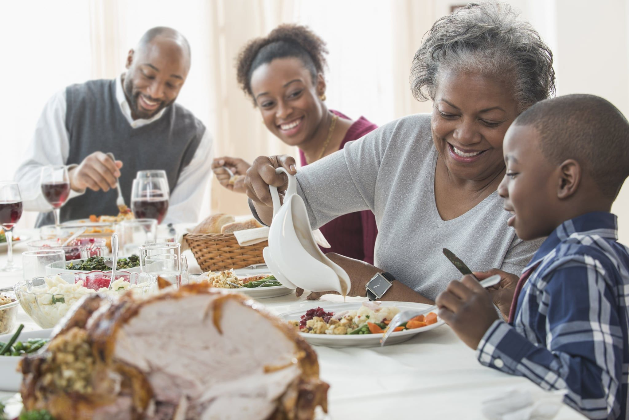 You May Want to Rethink Thanksgiving Travel, According to