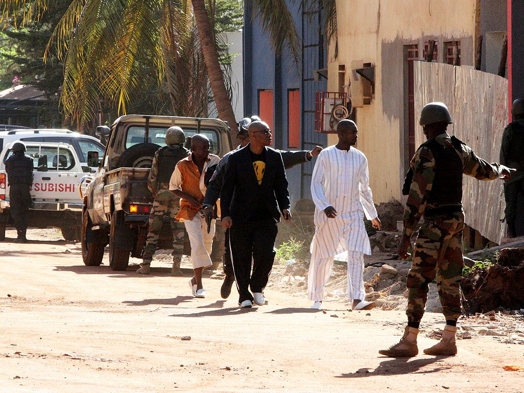 Gunmen Take 170 Hostages at Hotel Full of Foreigners in Former French Colony of Mali