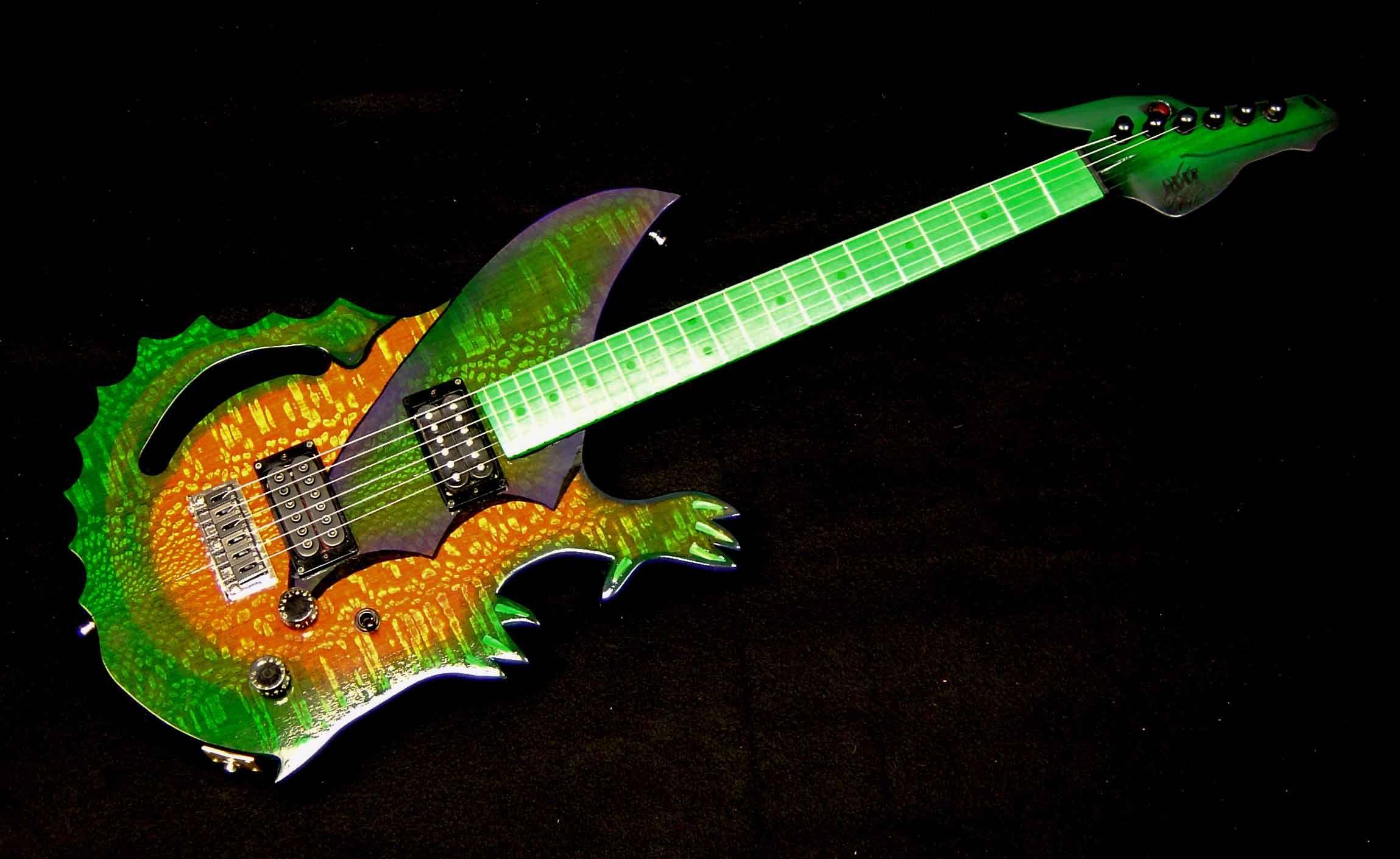 mean green dragon axe