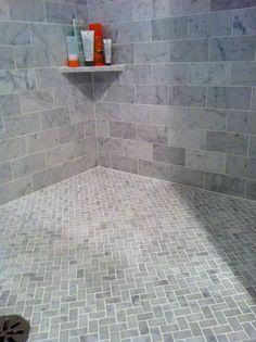 grey herringbone tile - Google Search