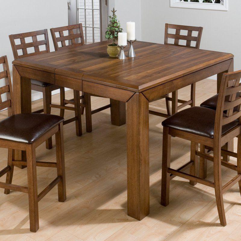 jofran enfield square counter height dining table - 737-54, Esstisch ideennn
