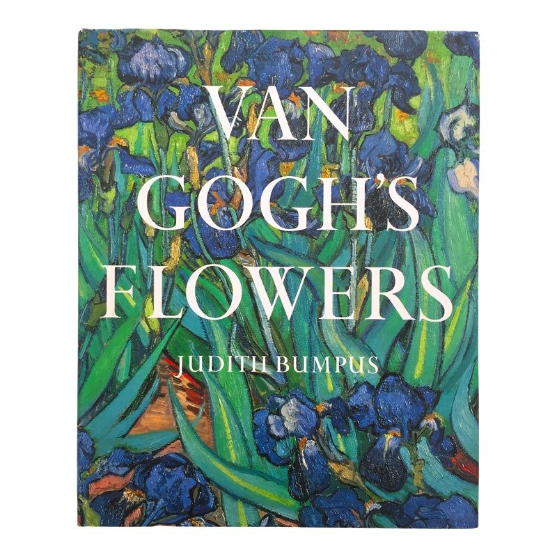 Van Gogh S Flowers Rare Vintage 1989 1st Edition Collector S