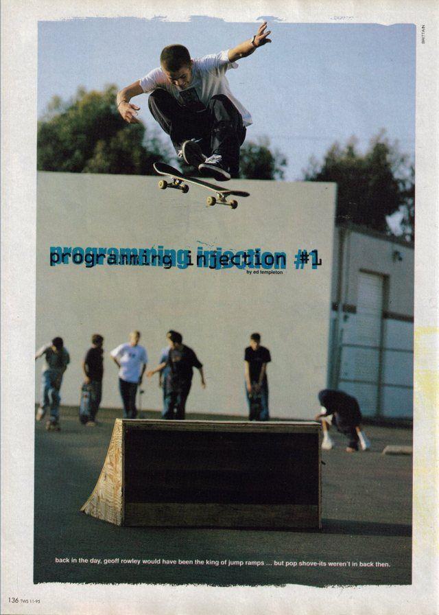 Geoff Rowley, rider de Flip