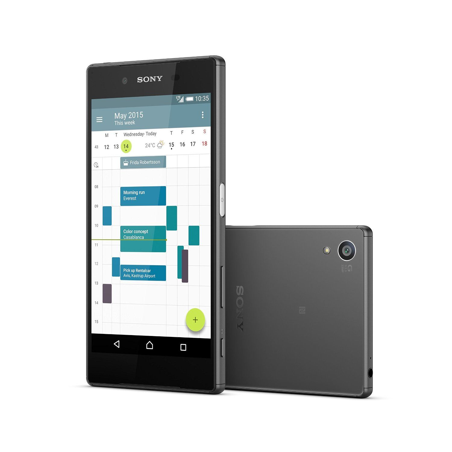 Sony Phone On Amazon Amazon Offer 100 Off On Sony Xperia Z5 32gb Only 499 99