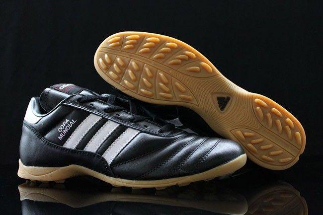 online retailer 54cc1 bb25c Adidas Copa Mundial Team Astro Boots Black White