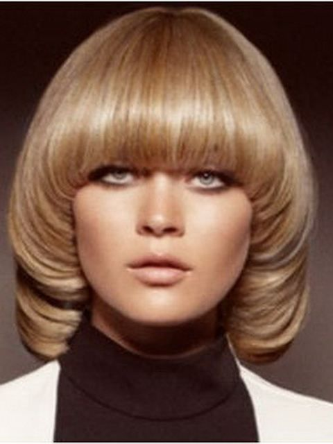 70s Pageboy Hairstyle Mushroom Hair Pageboy Hairstyle Hair Styles