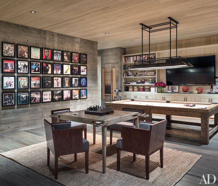 Peek inside the most expensive rental property in america - Most expensive pool table ...
