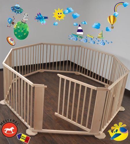 Mesterel Tarc de Joaca Octogonal - http://www.outlet-copii.com/outlet-copii/patuturi-copii/mesterel-tarc-de-joaca-octogonal/ -