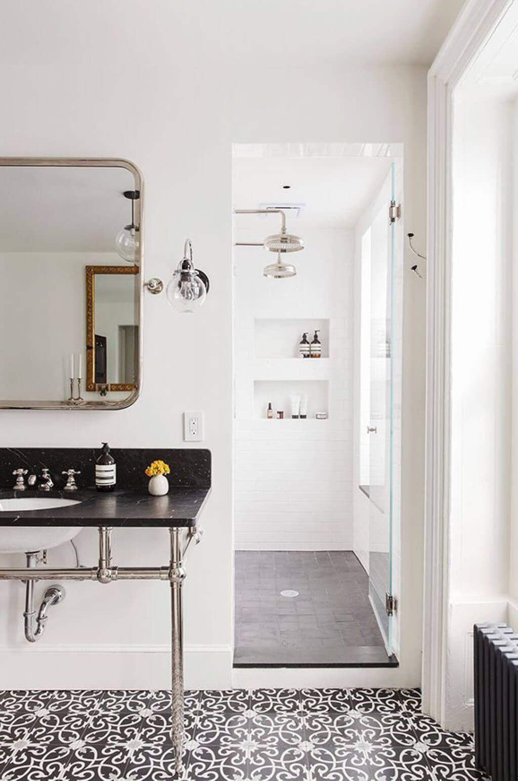 Trending: Chrome Lighting | Chrome, Bathroom designs and Bath