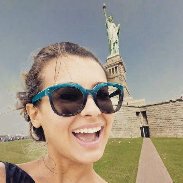 «#StreetFies from Statue of Liberty: New York City, U.S.A. #nyc»