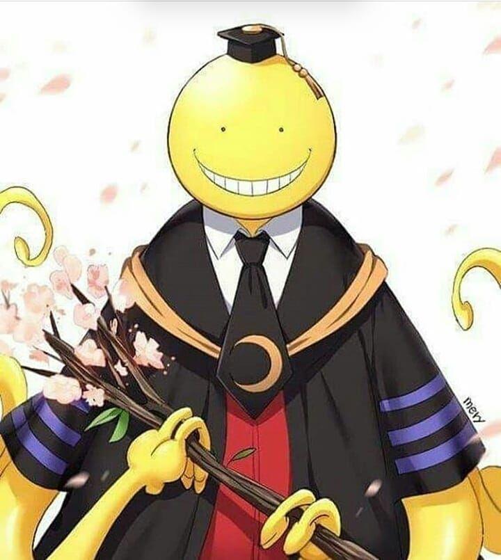 Koro sensei faces