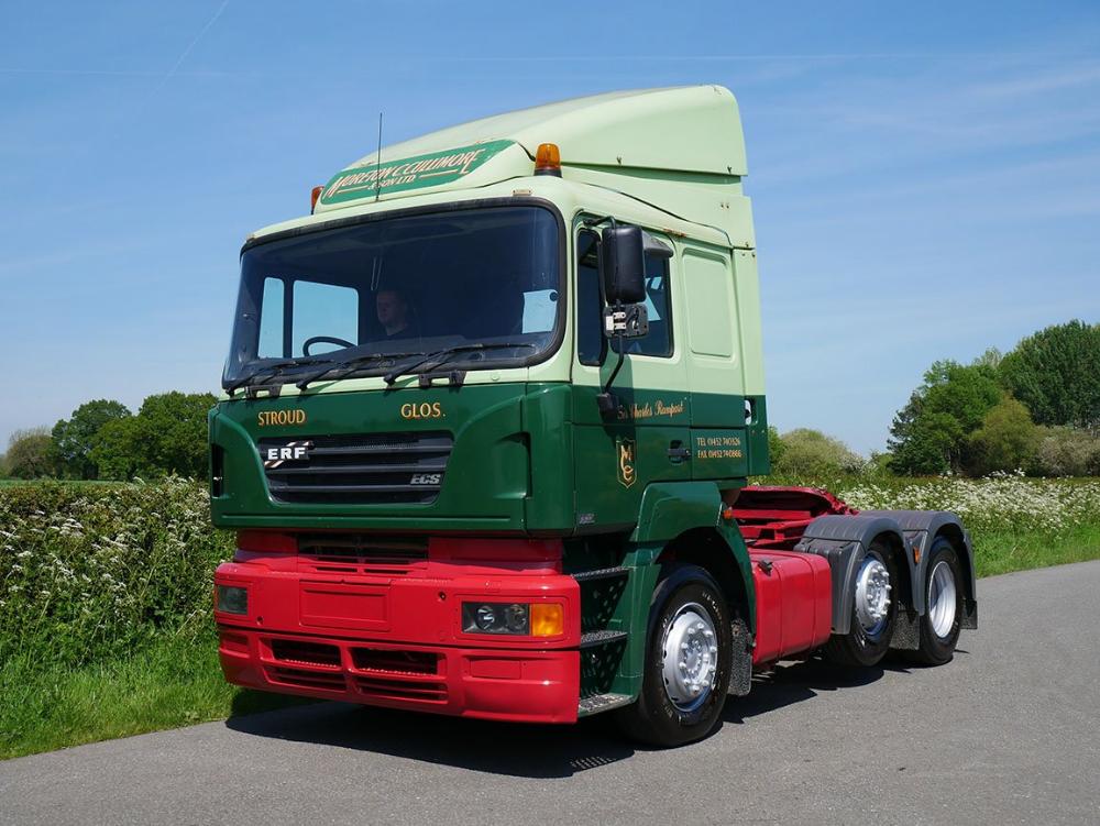Sotrex Limited (truckexporter) … Used trucks, British