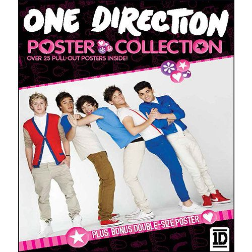 One Direction 2nd Edition Poster Book We Ve Put Together Over 25 All New Pull Out Posters Of Your Favorite Guys And One Direction Official Books One Direction