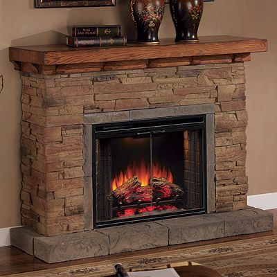 Combo Stone Amp Wood Fireplace House Plans In 2019