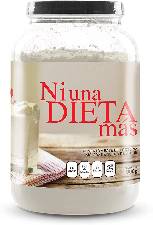 Ni Una Dieta Más Proteína Whey Isolate Deliciosa Vainilla 0 Azúcar 0 Lactosa Fácil De Mezclar Dietas Bajas En Grasa Proteina Whey Dietas