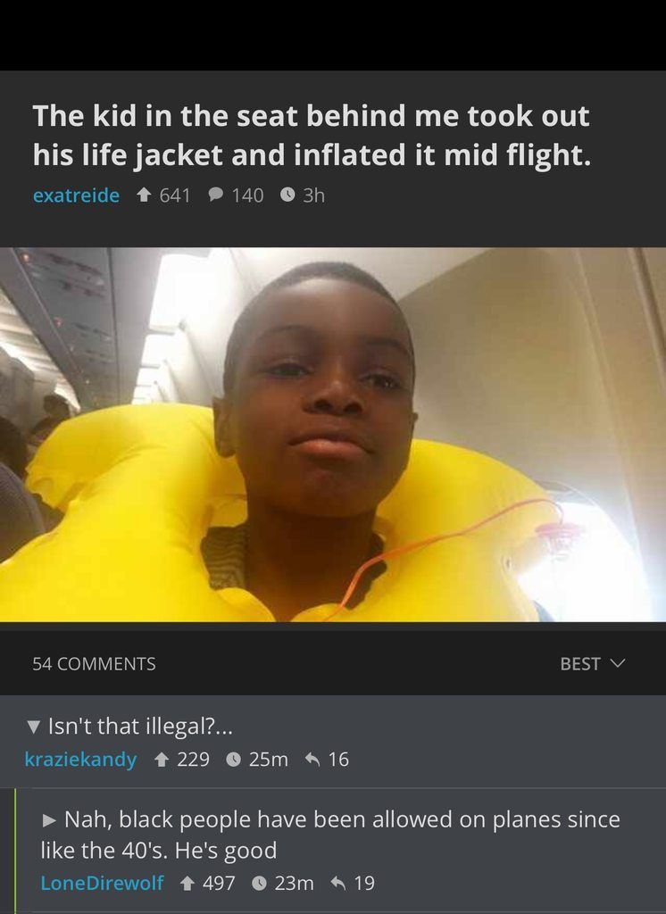 The post/comment that made me join imgur