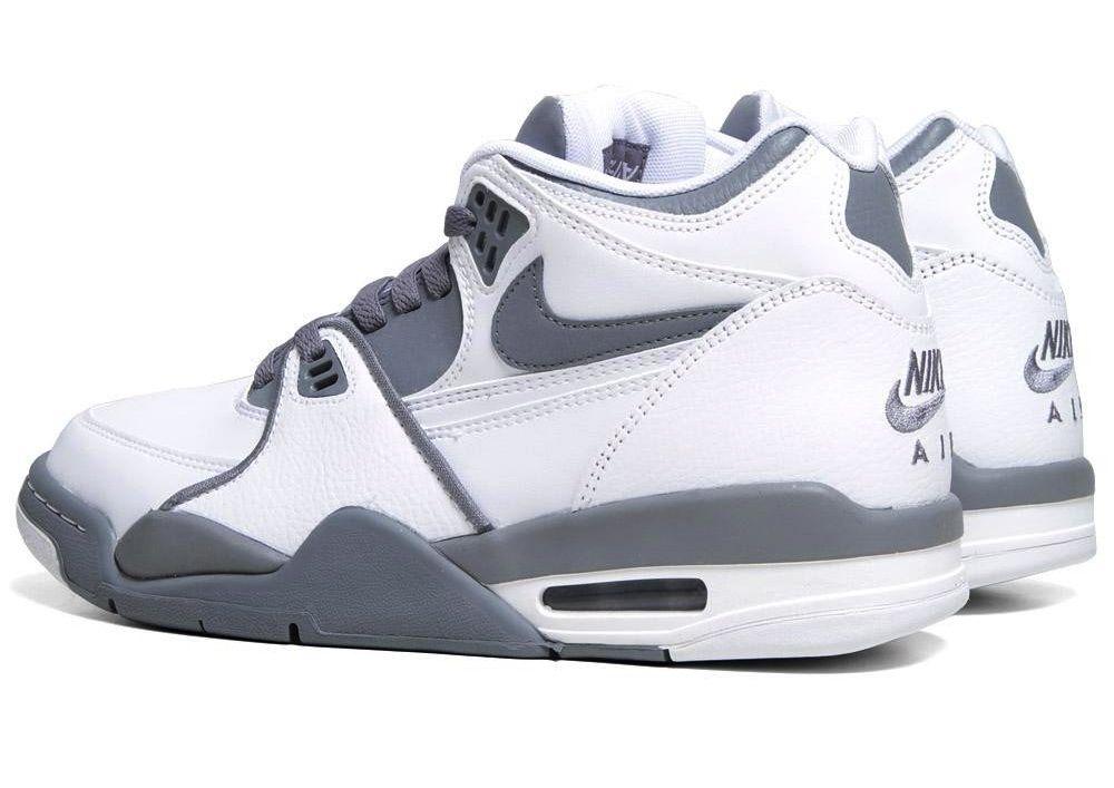 Nike Flight 89 - White / Cool Grey