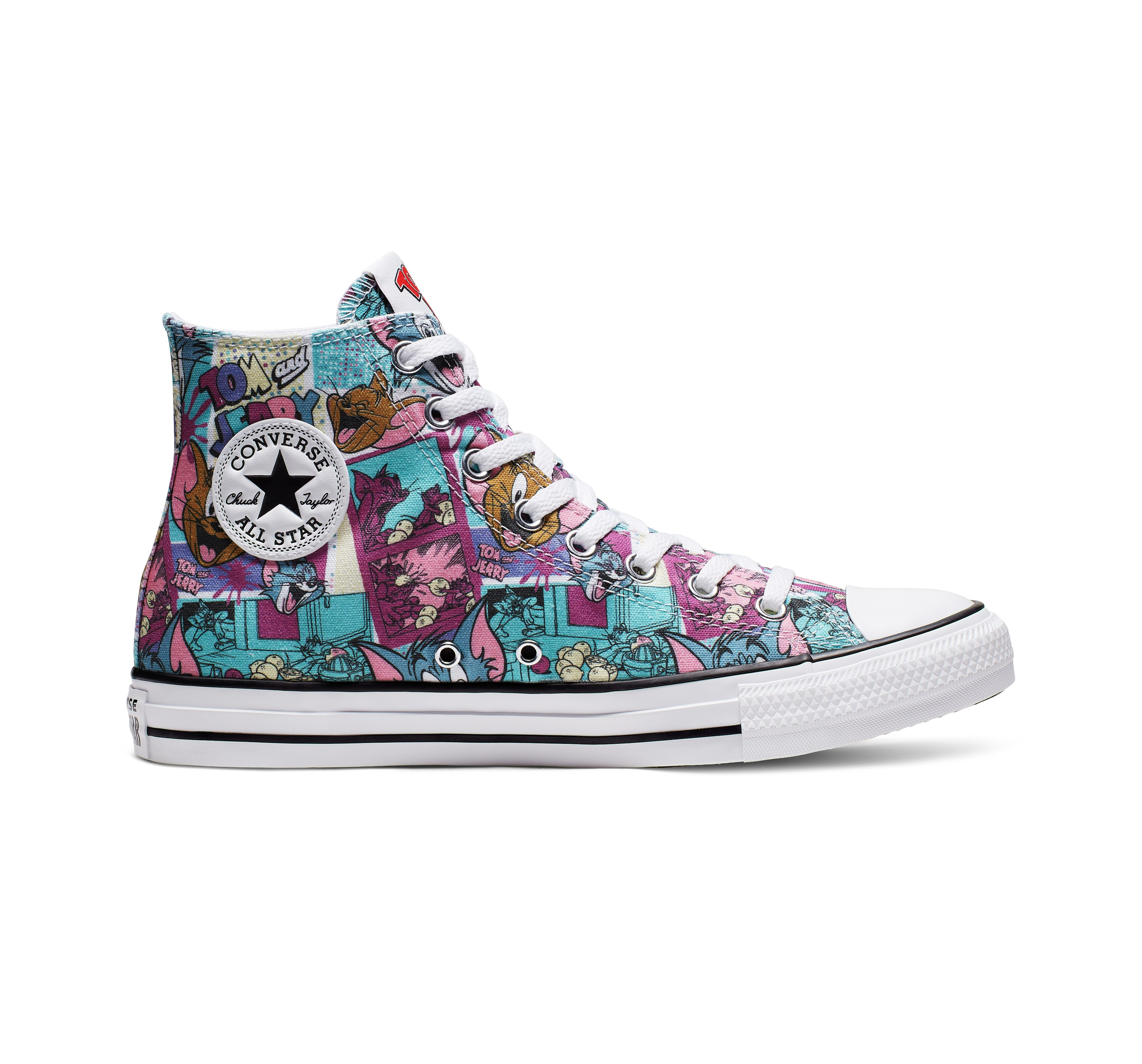 Tom and Jerry Chuck Taylor All Star High Top | Sneakers for