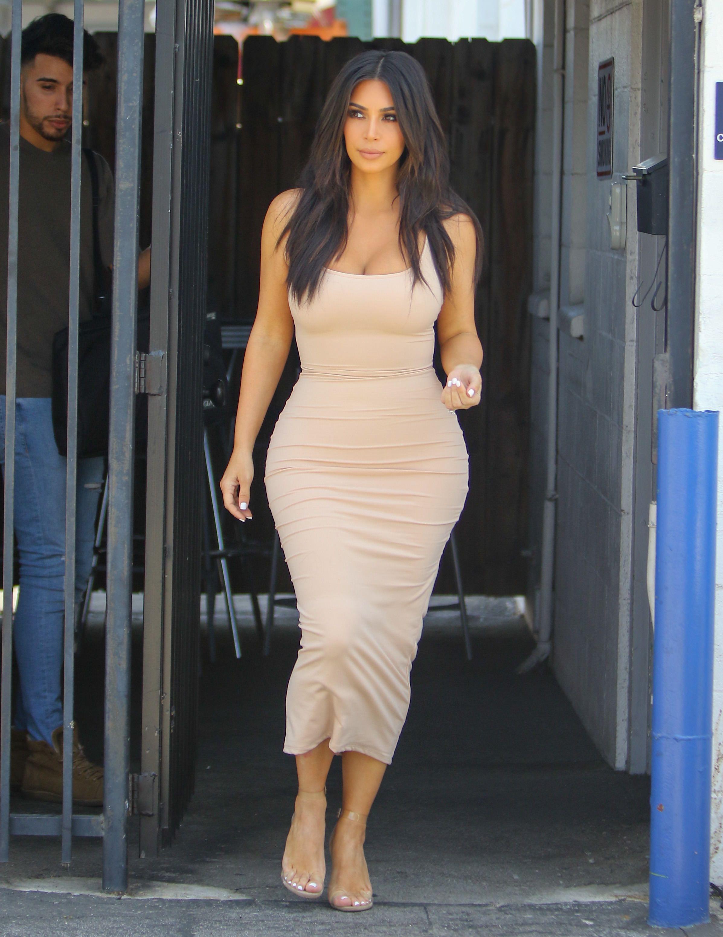 Best Looks Kim Kardashian June Kardashian And