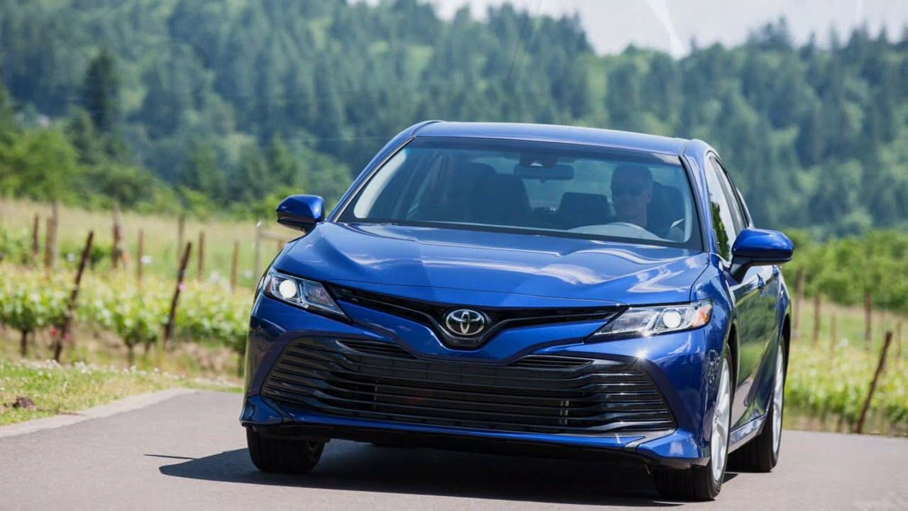 Pin on WATCH NOW!! Toyota Camry 2018 SE Test Review