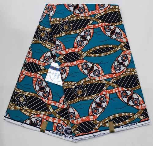 African Print Dress Fabric, African Ankara Fabric, Modern African Style Fabric…