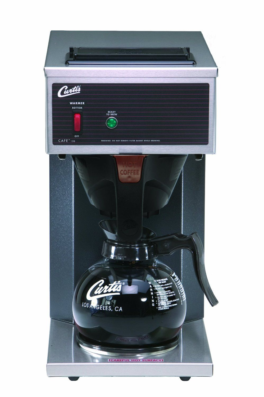 Wilbur Curtis Commercial Pourover Coffee Brewer 64 Oz