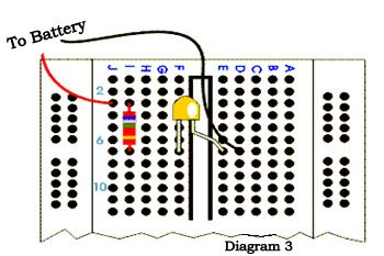 Breadboard Wiring Diagram: How to Make Breadboard Connections,Design