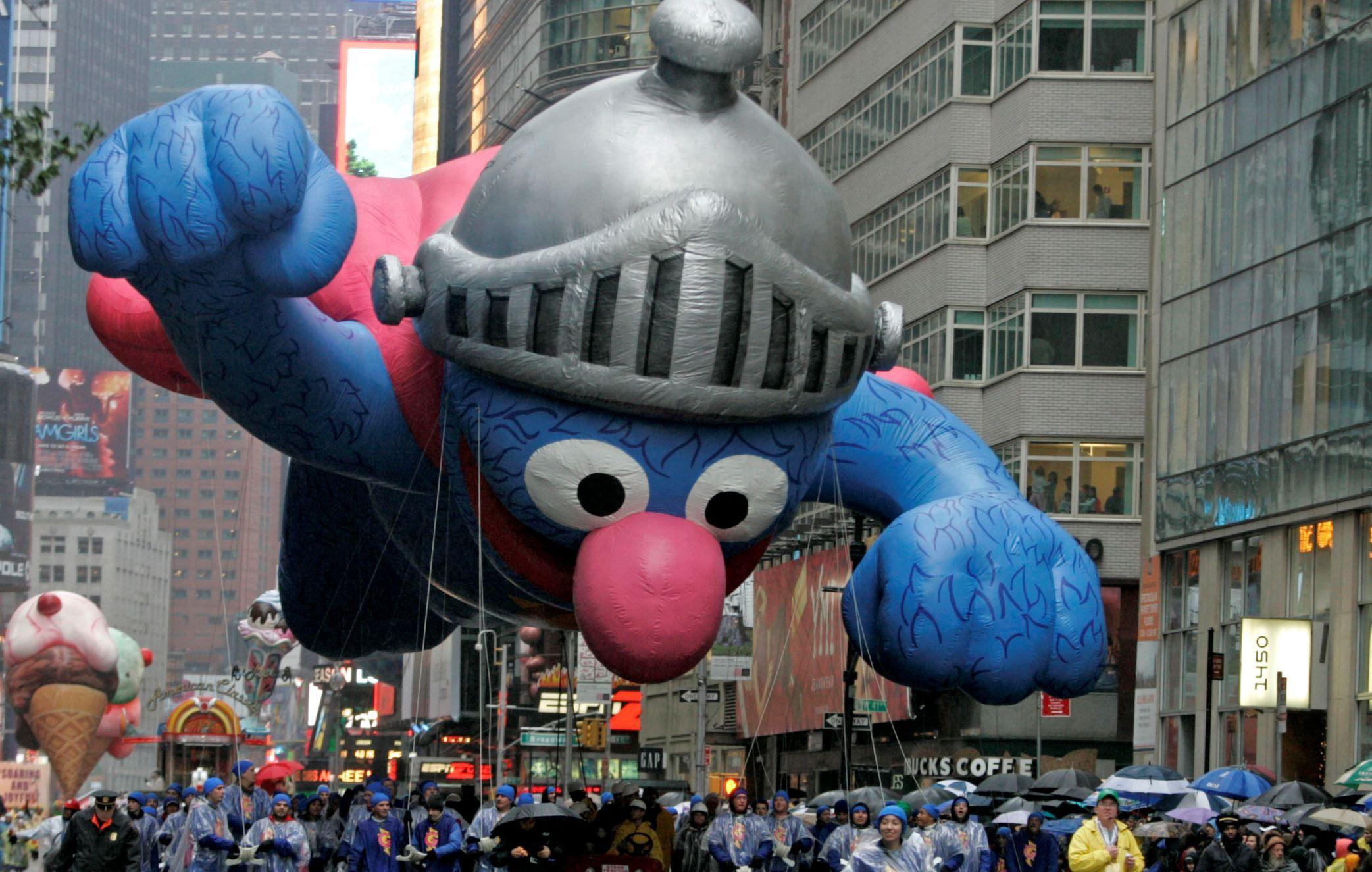 Outrageous Macy S Thanksgiving Day Parade Balloons Macy S Thanksgiving Day Parade Thanksgiving Day Parade Macys Parade