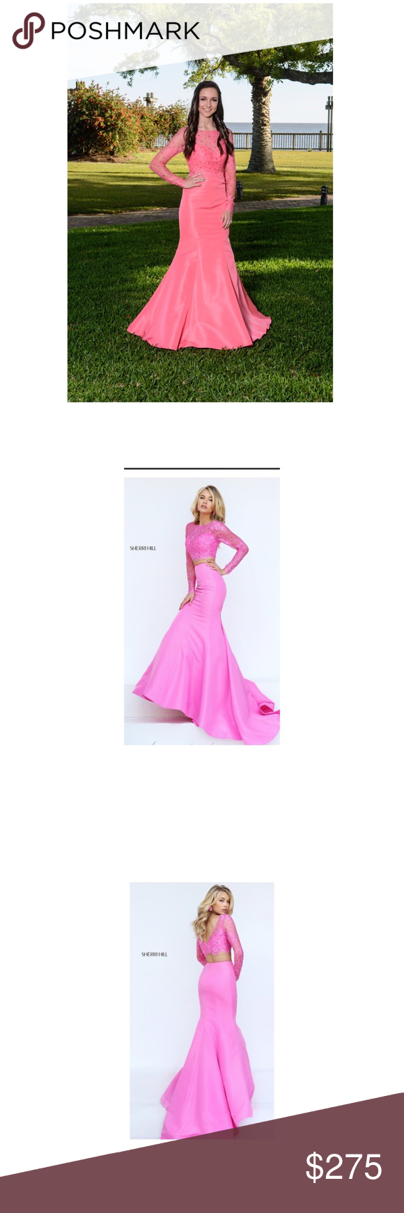Sherri hill prom dress sherri hill prom dresses pink dresses and prom