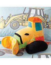 Bulldozer Cushion