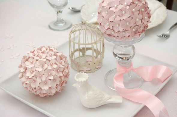 diy vintage bridal shower decor part1 wedding bridal shower centerpieces chic diy retro vintage photo 32