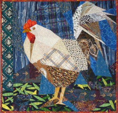 Murphy My Friend Carole S Rooster By Rag Hill Farm Fiber