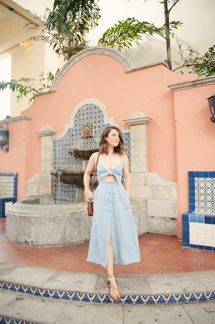 Keyhole dress //