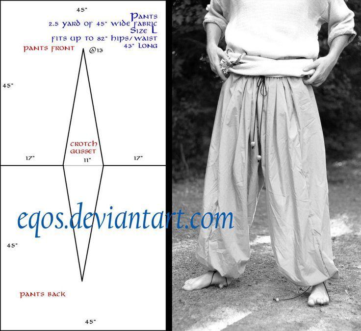 DIY Lapr Pants | Desert Seer | Pinterest | Art patterns, deviantART ...