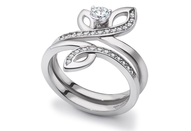 Pgi And Domino S Latest Collection Bridal Jewellery Engagement Rings