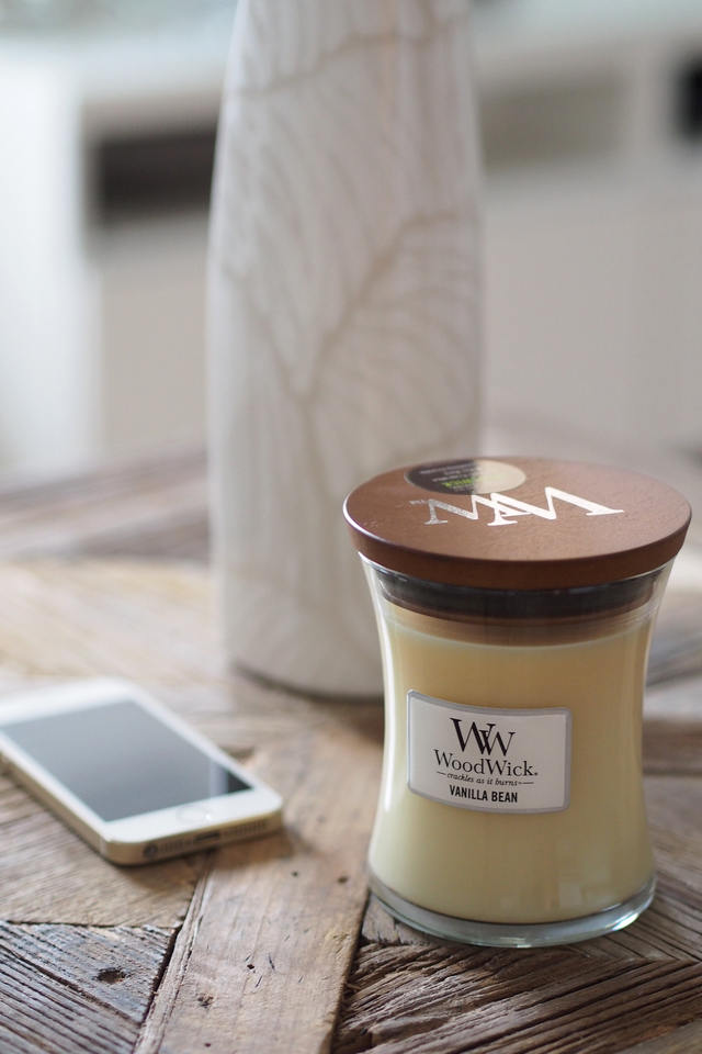 I LOVE Woodwick candles! My favorites are the warm and cozy scents.