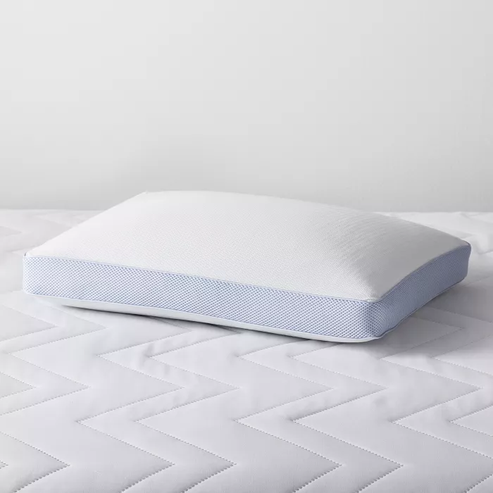 Cool Touch Memory Foam Bed Pillow Made By Design Target In 2020 Bed Pillows Memory Foam Foam Pillows