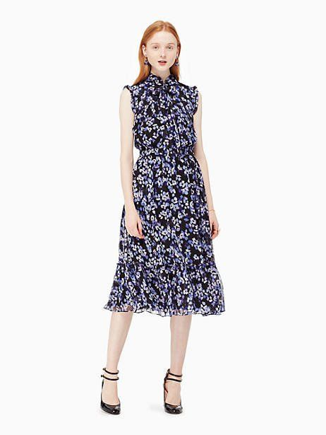 Kate Spade Hydrangea Patio Dress, Black - Size XXL | Products ...