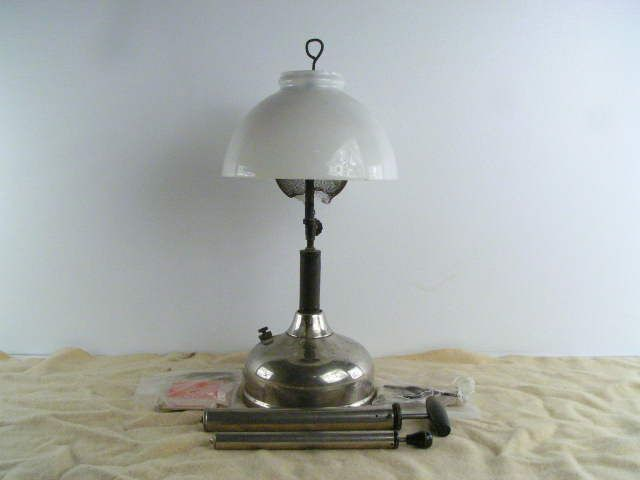 Dating coleman quick lite lamp