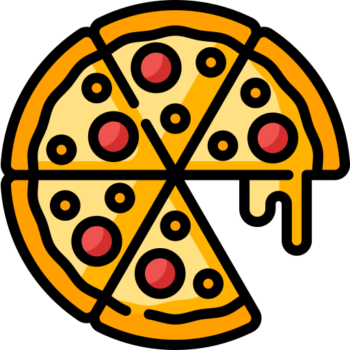 Pizza Free Vector Icons Designed By Freepik Cute Easy Drawings Pizza Art Pizza Icon