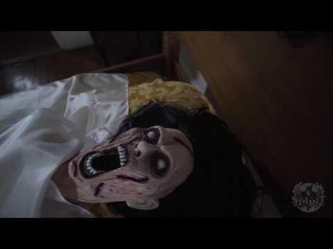 Levitator Girl - Spirit Halloween - YouTube Spirit Halloween - how to make halloween decorations youtube
